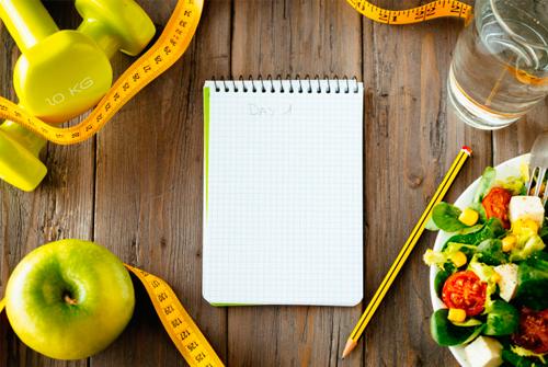 Guía de nutrición para principiantes