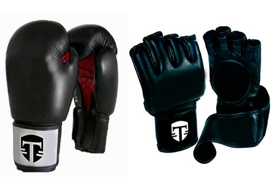 Noticias MMA: Principales diferencias entre guantes y guantillas para la pelea Mayweather vs McGregor