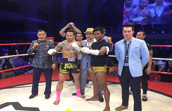 Los aficionados de Muay Thai podrían ver el enfrentamiento Buakaw vs Yodsanklai