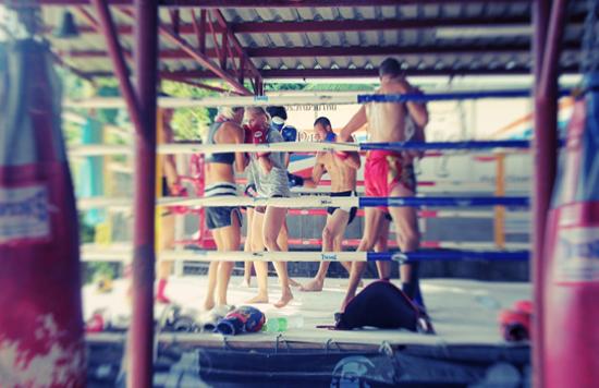Kick Boxing vs Muay Thai