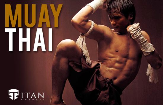 Sección de Muay Thai de Titan Channel