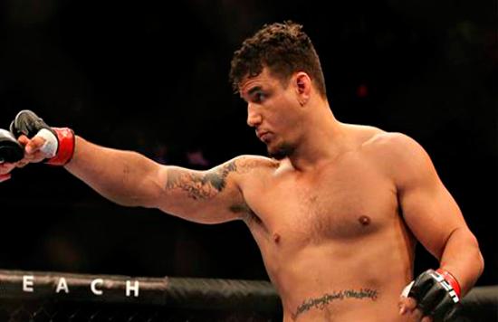 MMA: Frank Mir oficialmente fuera de UFC