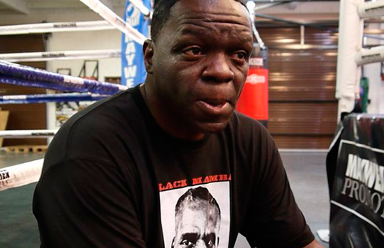Boxeo: Jeff Mayweather