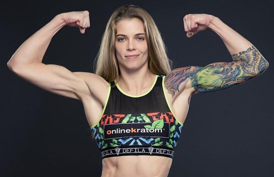 MMA: Se filtran fotos íntimas de algunas luchadoras de UFC