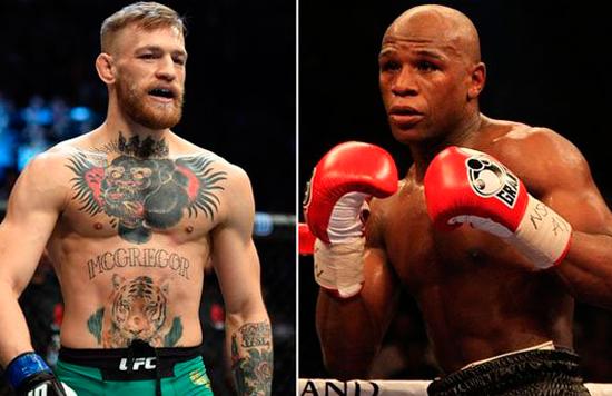 McGregor vsMayweather