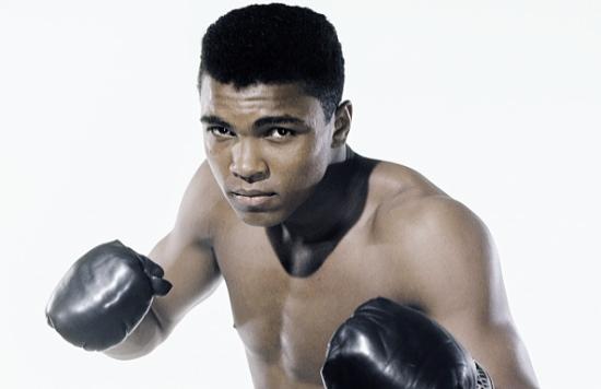 Ali boxeo