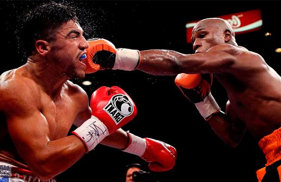 Boxeo: Floyd Mayweather
