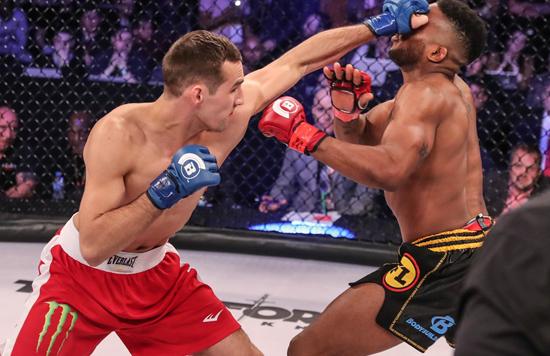 MMA: Rory MacDonald quiere enterrar a Douglas Lima