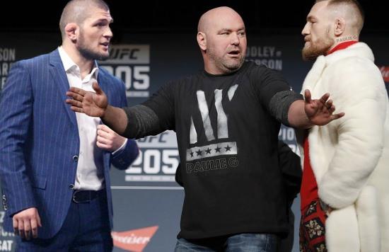 Boxeo: Conor McGregor gana el cara a cara a Floyd Mayweather