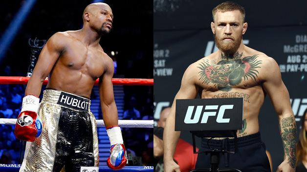 Boxeo: El cara a cara de Floyd Mayweather vs Conor McGregor será en Wembley