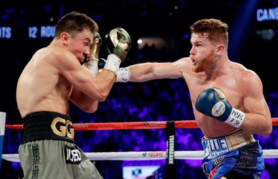 Boxeo: Canelo vs GGG
