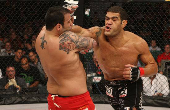 Bigfoot Silva en GLORY