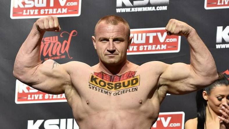 El hombre más fuerte del mundo luchará mañana en KSW 40 y podrás verlo en TITAN CHANNEL