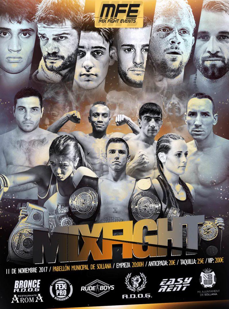 Mix Fight 34