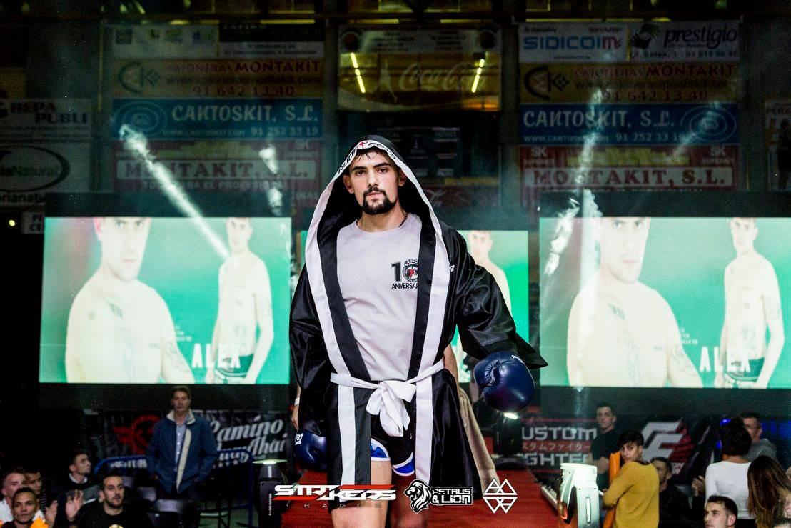Campeón de España ISKA