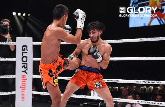 GLORY se consolida como la cuna del Kick Boxing