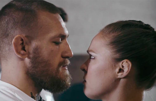 Ronda Rousey vs Conor McGregor