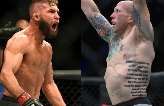 Jeremy Stephens vs Josh Emmett