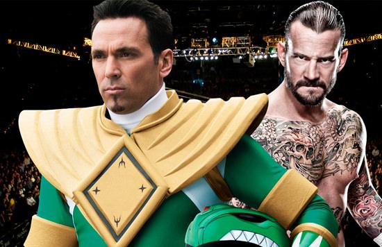 Power Ranger Verde