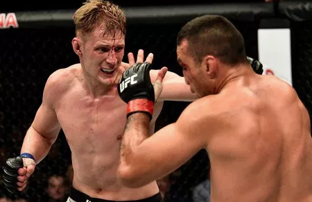 Después de UFC Londres el futuro de estos luchadores cambiará por completo