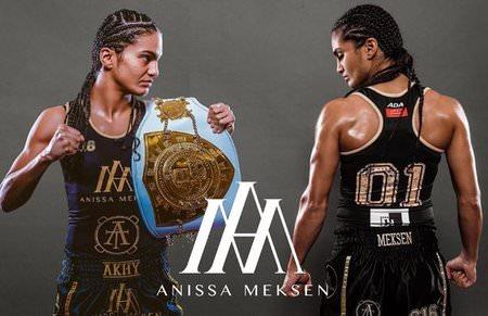 Anissa Meksen ya está en Los Ángeles