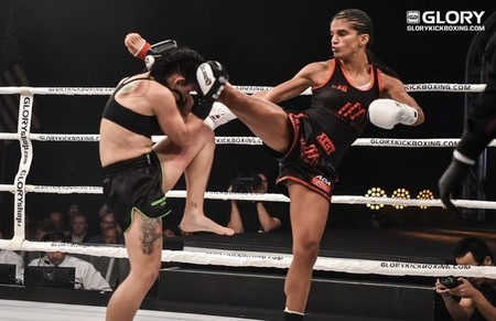 Anissa Meksen luchará en los SuperFights de GLORY 52