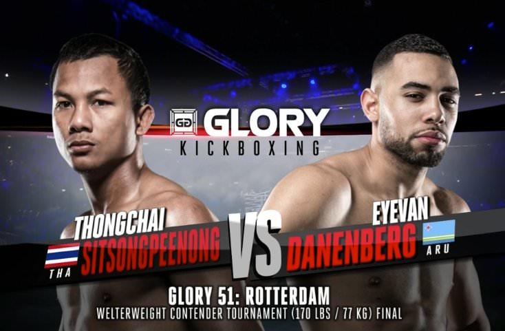 Thongchai y Eyevan Danenberg finalistas del torneo