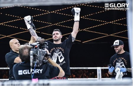 Chris Camozzi y su regreso a GLORY
