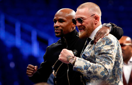 Floyd Mayweather se ríe de una posible revancha ante Conor McGregor