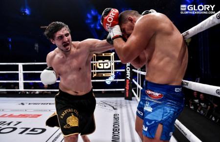 Vakhitov quiere dominar GLORY