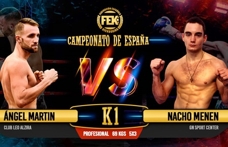 angel martin vs. nacho menen