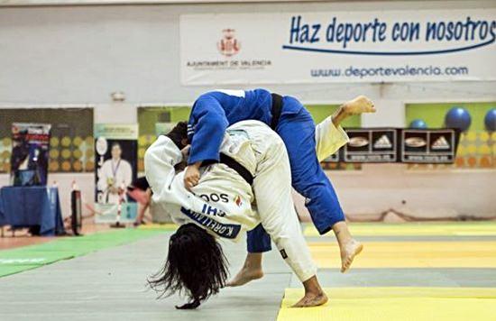 centro alto rendimiento judo valencia
