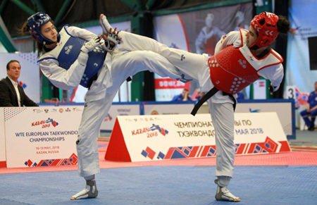 marta calvo taekwondo