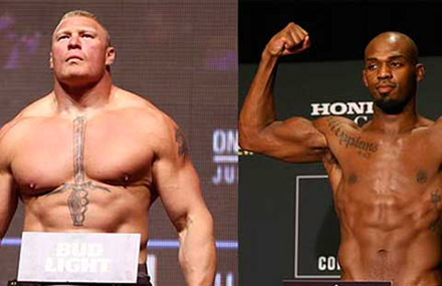 Lesnar-Jones