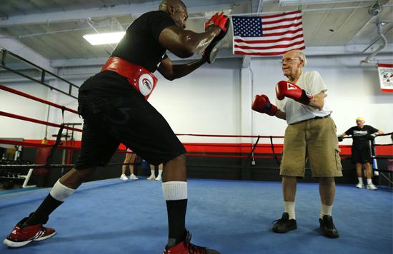 Boxeo y Parkinson