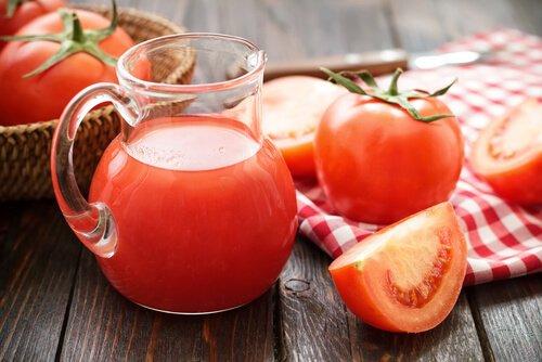 Antioxidantes naturales-tomate