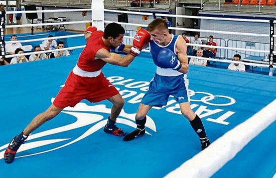 juegos mediterraneos boxeo