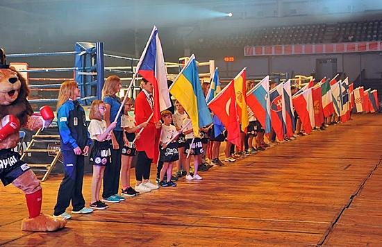 campeonato europeo de muay thai