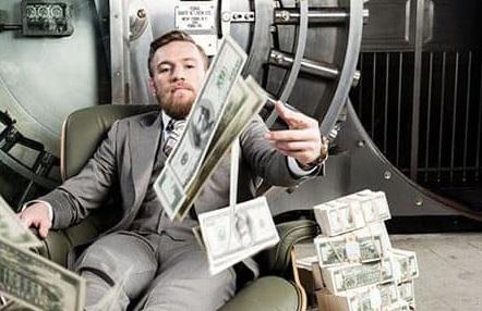 Conor McGregor vuelve a aparecer en la lista de los deportistas mejor pagados del mundo