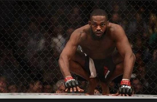 Jon Jones, uno de los mejores peleadores de en la historia de la UFC