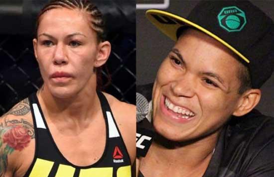 Crys Cyborg y Amanda Nunes se pelearán el próximo 29 de diciembre en UFC 232