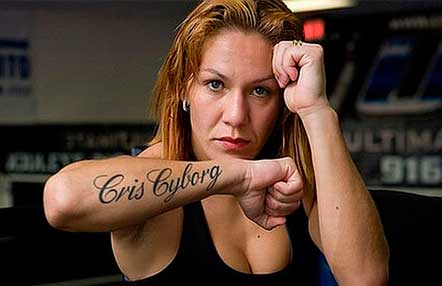 Cris Cyborg analiza su salida de UFC