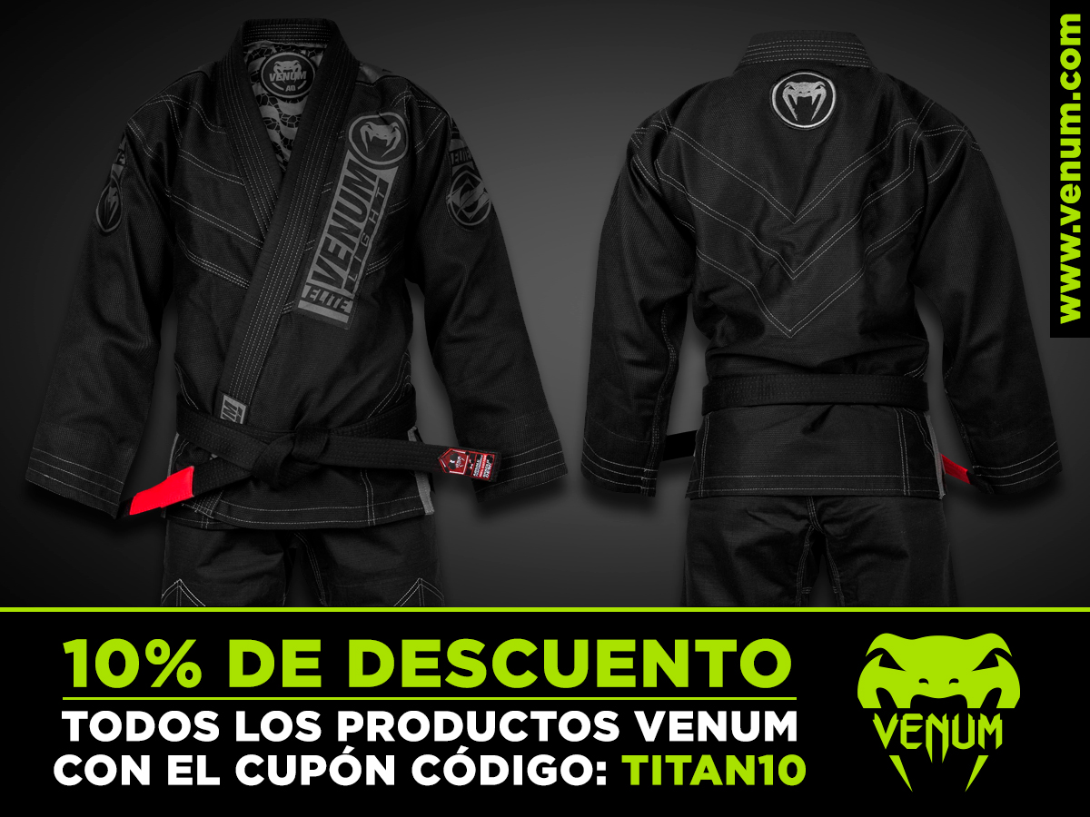 Nuevos kimonos de Venum