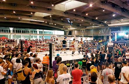 La tercera fase de la Liga Last Round se celebrará en el Arnold Fighters