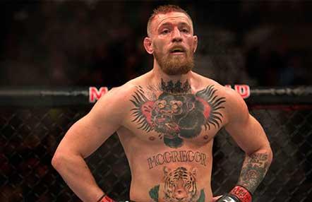 McGregor anuncia la muerte de su tía por coronavirus, y después rectifica
