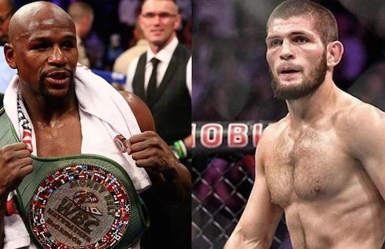 Khabib y Floyd