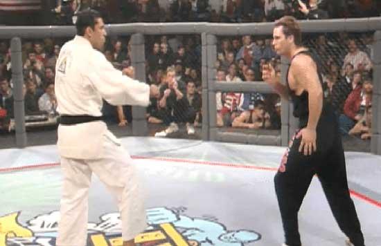 Primera pelea de UFC en Denver