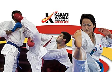 Noticias Kárate: Más de mil karatekas se darán cita en Madrid en una semana