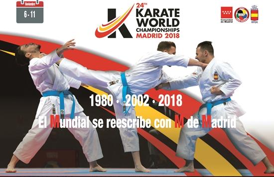 mundial karate