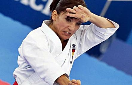 Noticias Kárate: Sandra Sánchez se garantiza ser Campeona de la Premier League